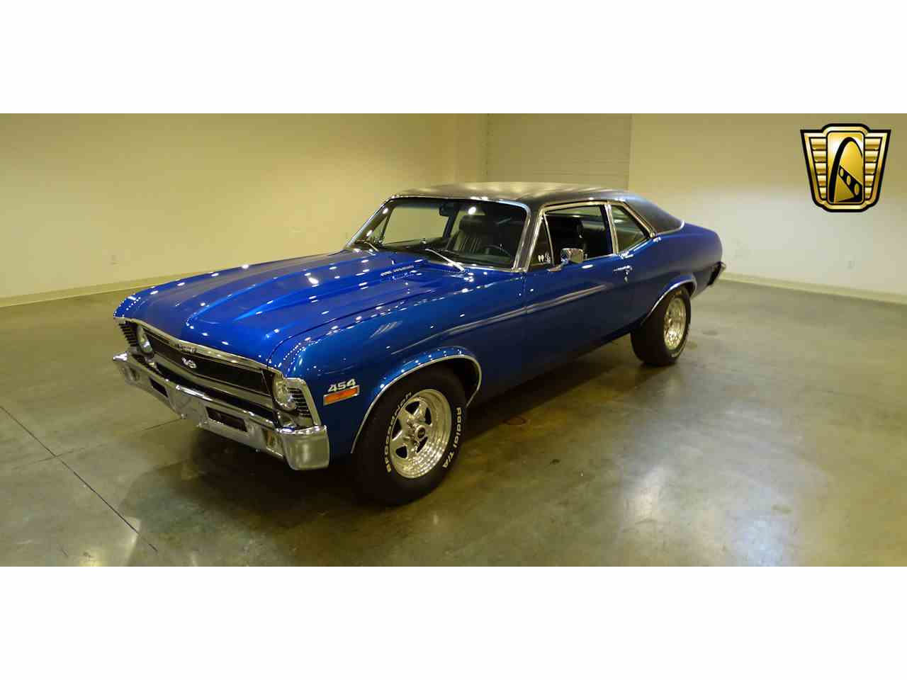 Large Picture of '71 Nova - $40,595.00 Offered by Gateway Classic Cars - St. Louis - KE13
