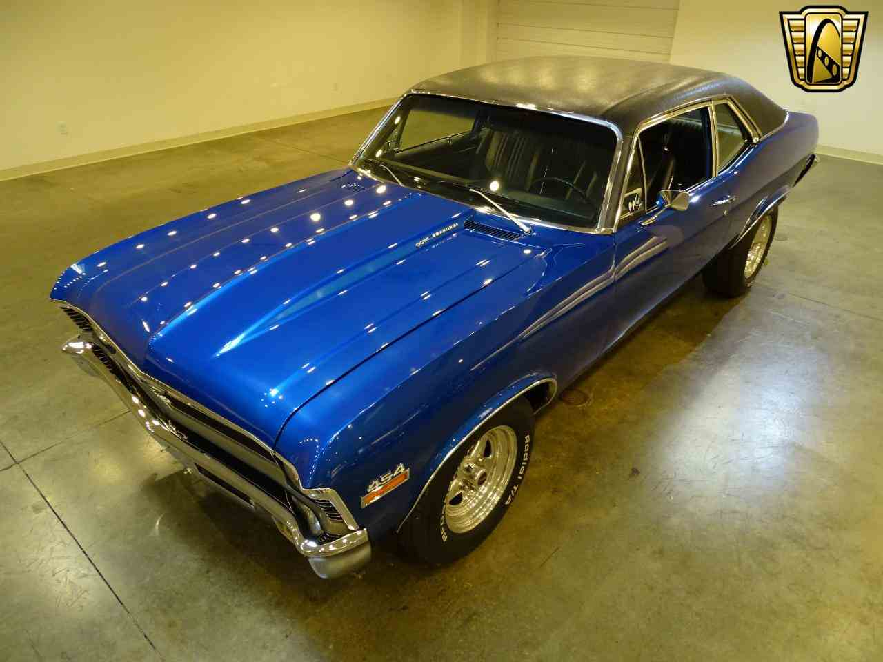 Large Picture of '71 Nova located in O'Fallon Illinois Offered by Gateway Classic Cars - St. Louis - KE13
