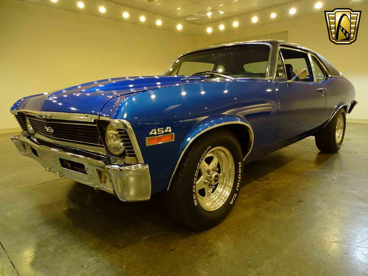 Large Picture of '71 Chevrolet Nova located in Illinois Offered by Gateway Classic Cars - St. Louis - KE13