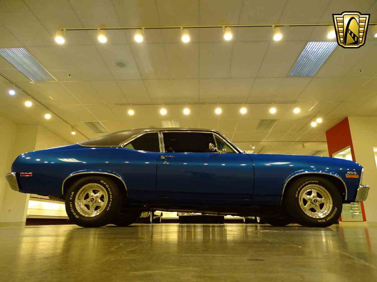 Large Picture of 1971 Nova located in Illinois - $40,595.00 Offered by Gateway Classic Cars - St. Louis - KE13