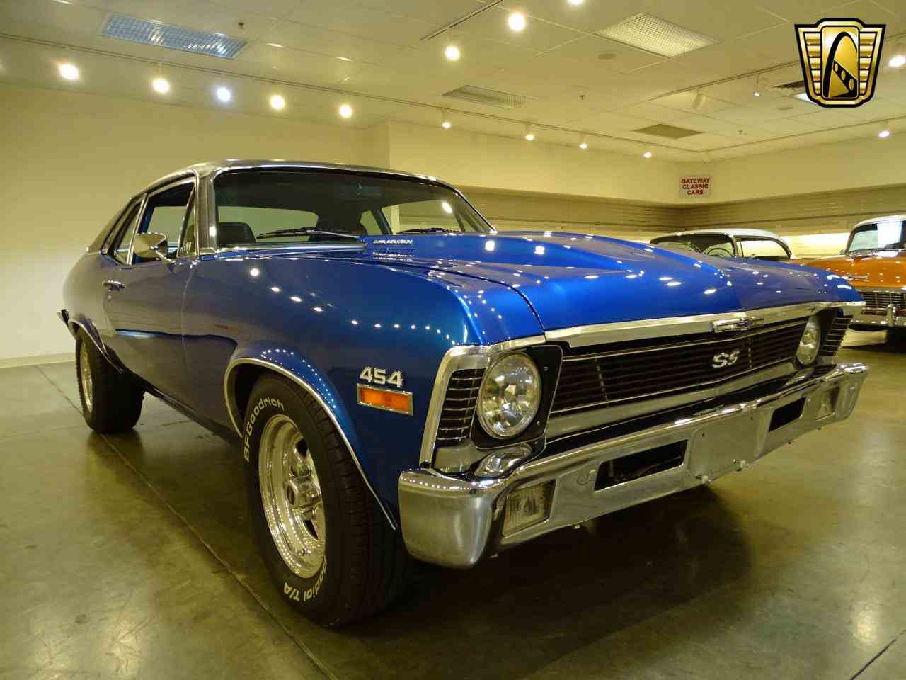 Large Picture of Classic 1971 Chevrolet Nova located in O'Fallon Illinois - $40,595.00 - KE13