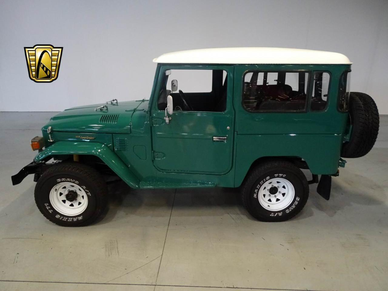 Large Picture of '78 Land Cruiser FJ located in Florida - $36,995.00 - KE19
