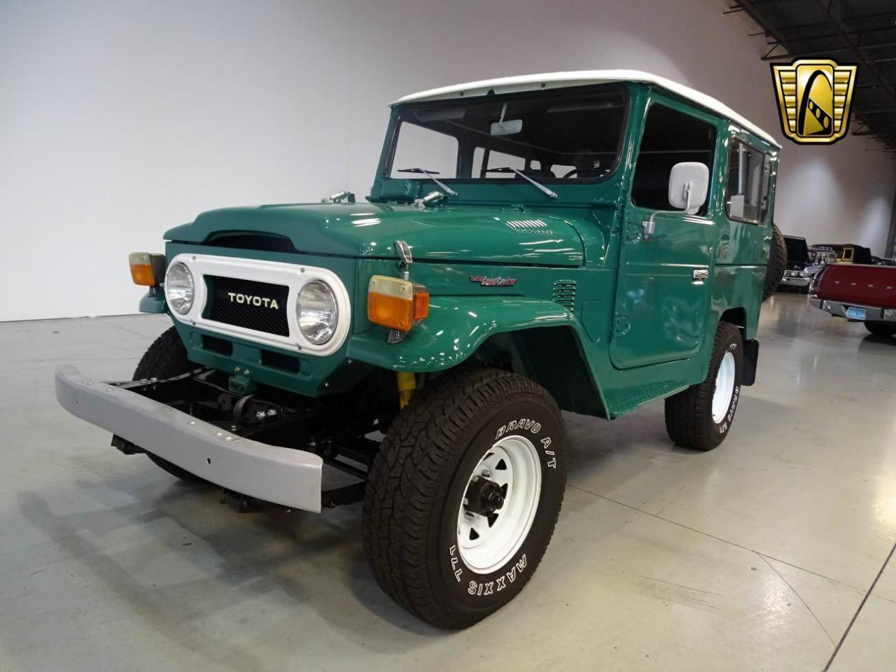 Large Picture of 1978 Toyota Land Cruiser FJ located in Florida Offered by Gateway Classic Cars - Orlando - KE19