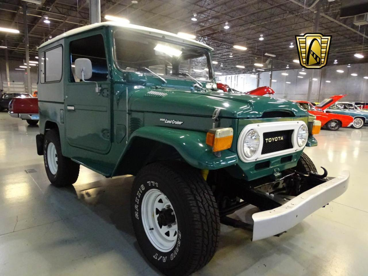 Large Picture of 1978 Toyota Land Cruiser FJ located in Lake Mary Florida - $36,995.00 - KE19