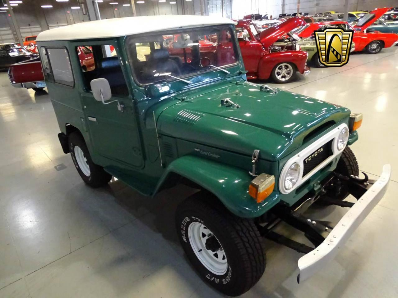 Large Picture of '78 Toyota Land Cruiser FJ located in Florida - $36,995.00 Offered by Gateway Classic Cars - Orlando - KE19