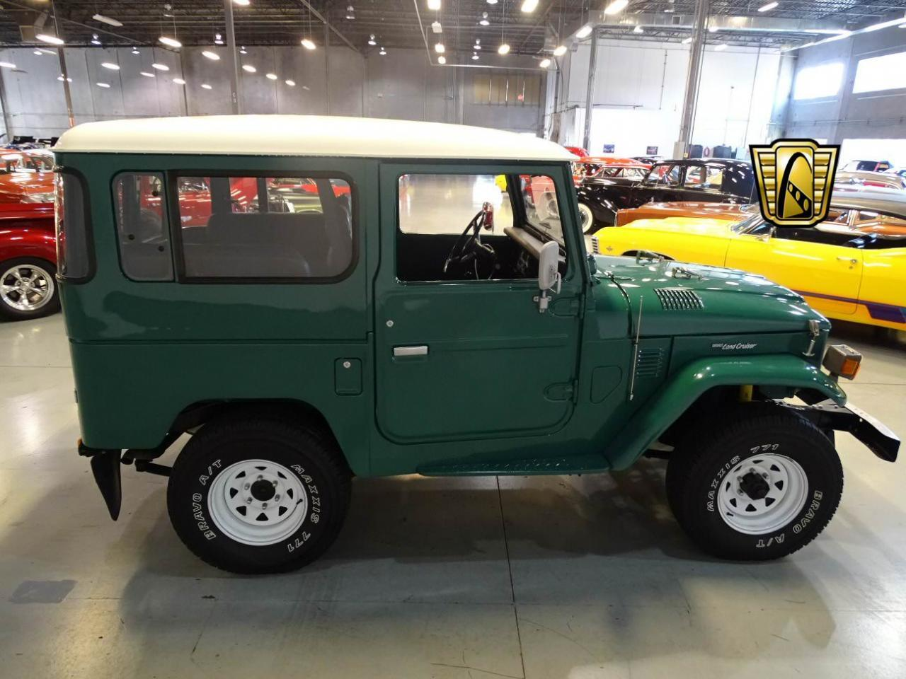 Large Picture of 1978 Land Cruiser FJ located in Lake Mary Florida Offered by Gateway Classic Cars - Orlando - KE19