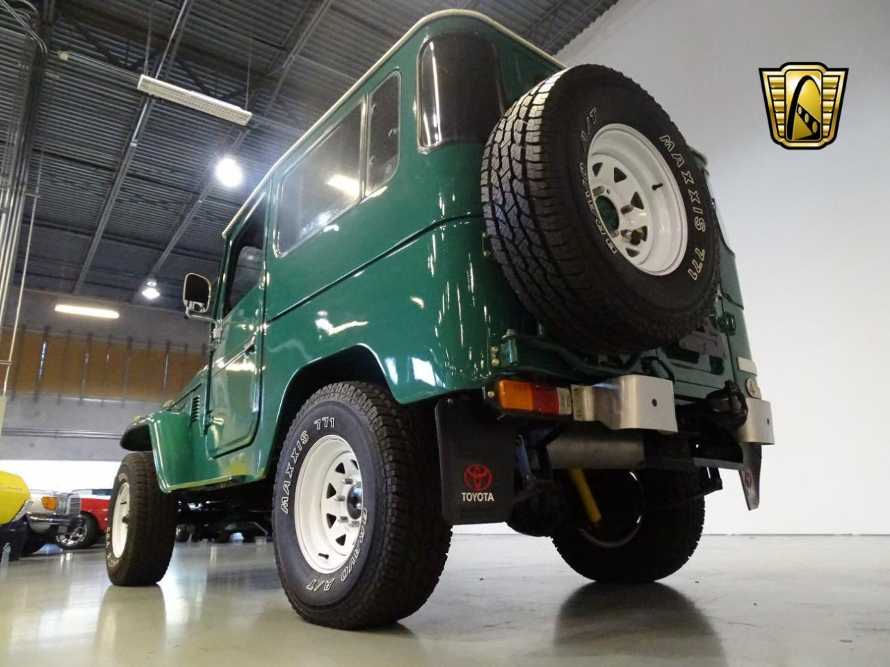 Large Picture of 1978 Land Cruiser FJ located in Lake Mary Florida - $36,995.00 - KE19