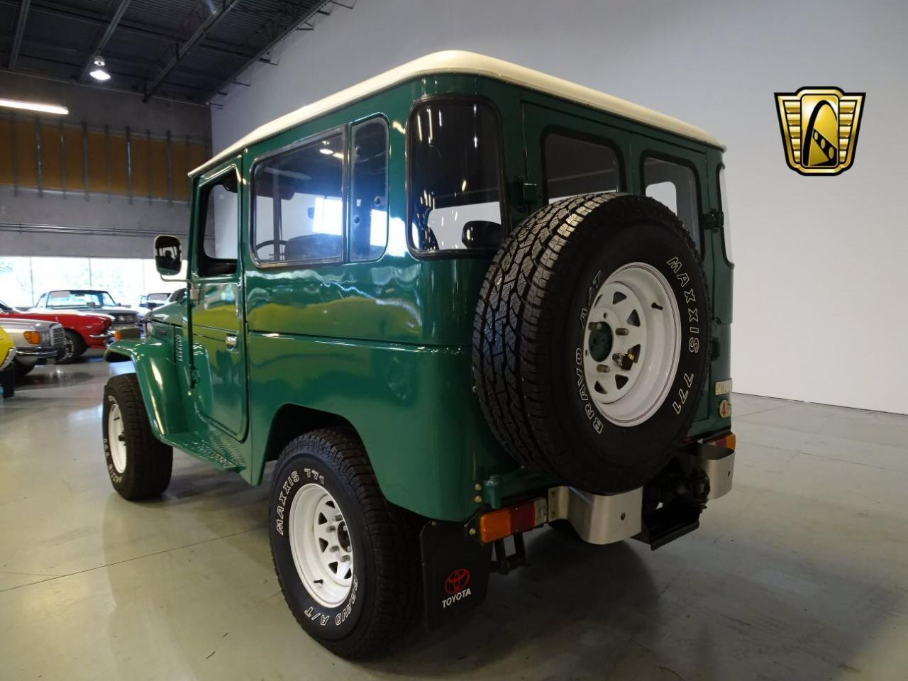 Large Picture of '78 Toyota Land Cruiser FJ Offered by Gateway Classic Cars - Orlando - KE19