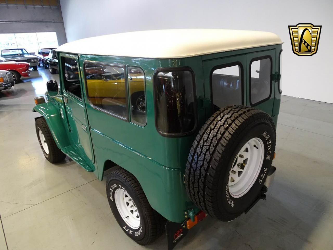 Large Picture of 1978 Toyota Land Cruiser FJ located in Florida - KE19