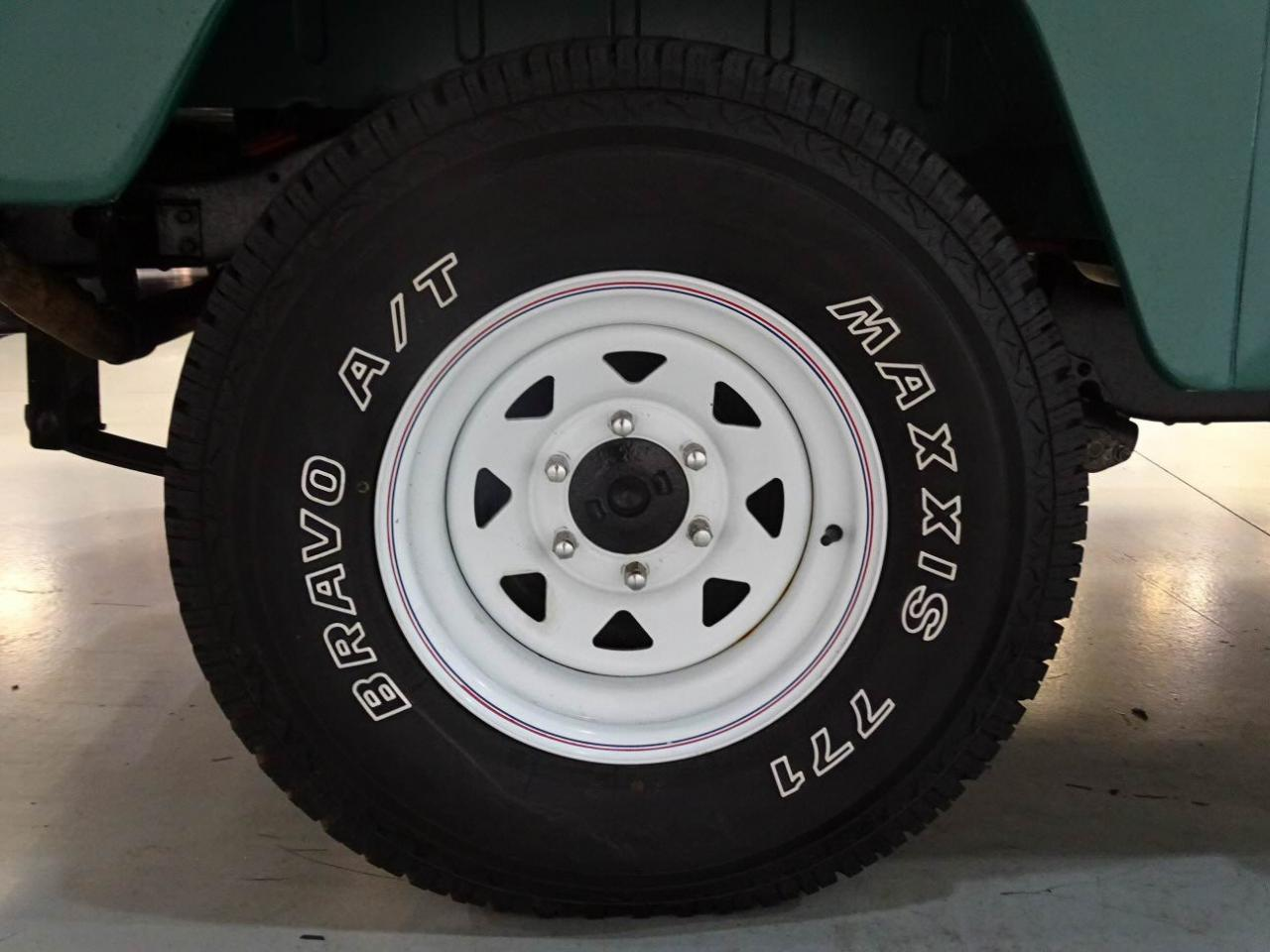 Large Picture of '78 Toyota Land Cruiser FJ located in Lake Mary Florida Offered by Gateway Classic Cars - Orlando - KE19