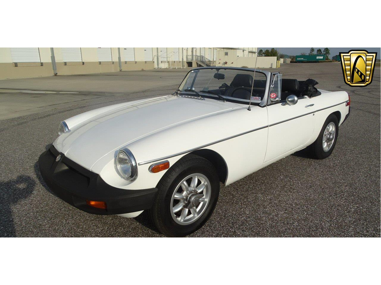 Large Picture of 1977 MGB located in Ruskin Florida - KE1K