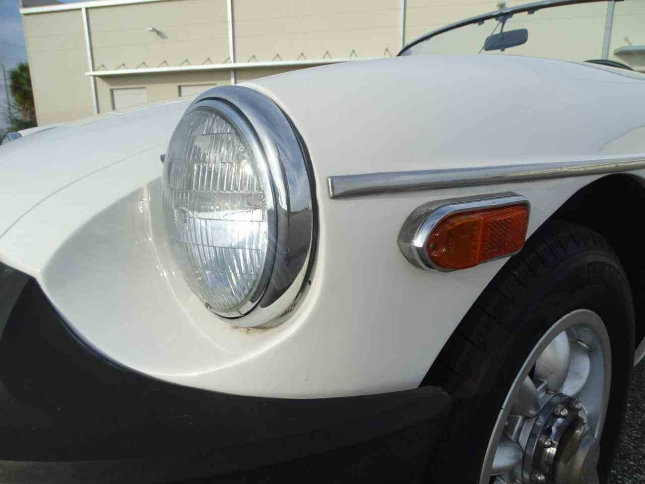 Large Picture of '77 MG MGB located in Florida - $8,995.00 Offered by Gateway Classic Cars - Tampa - KE1K