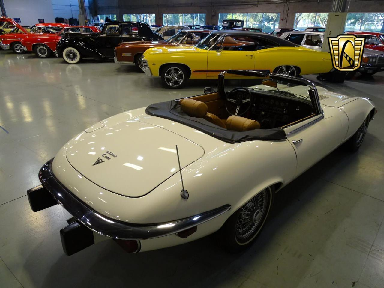 Large Picture of '74 E-Type - KE1Z