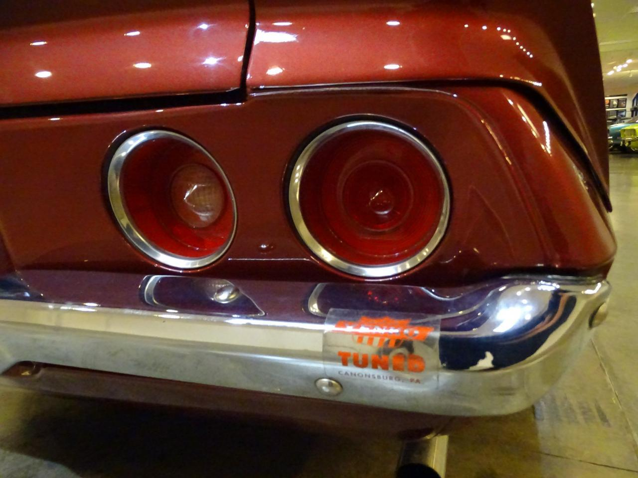 Large Picture of '73 Camaro - KE21