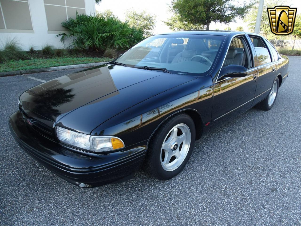 Large Picture of '95 Impala - KE27