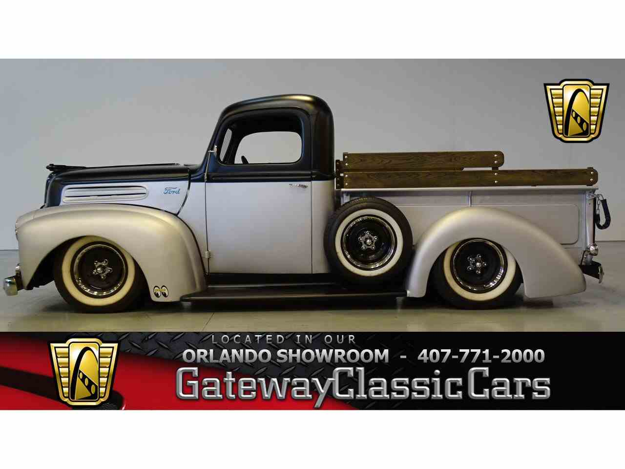 1946 Ford Pickup for Sale | ClassicCars.com | CC-951360