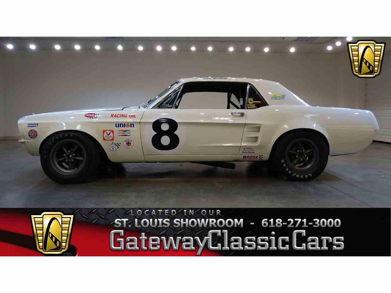 Large Picture of '67 Mustang - KE36