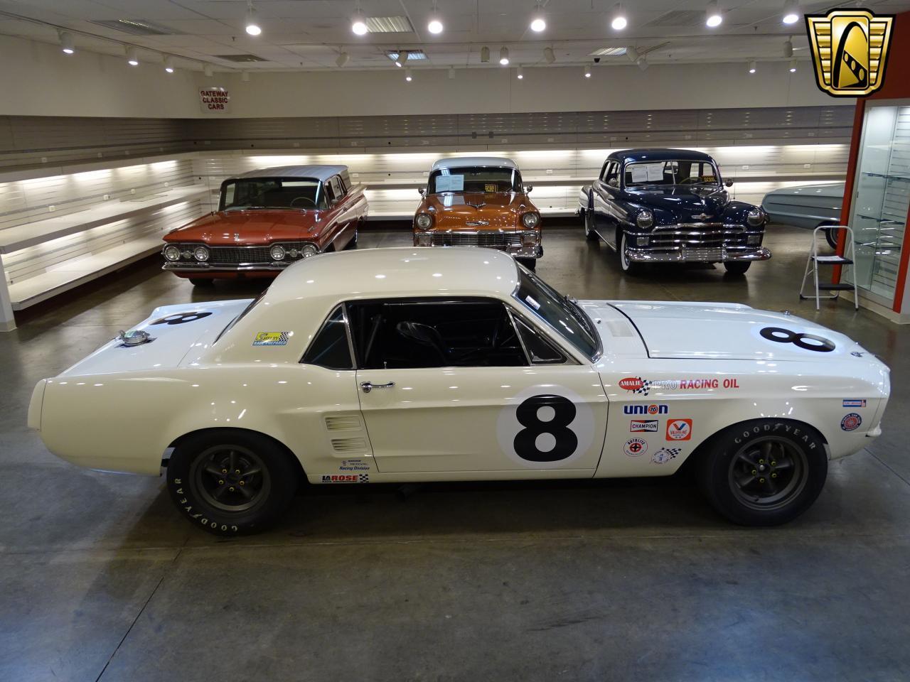 Large Picture of '67 Mustang - KE36