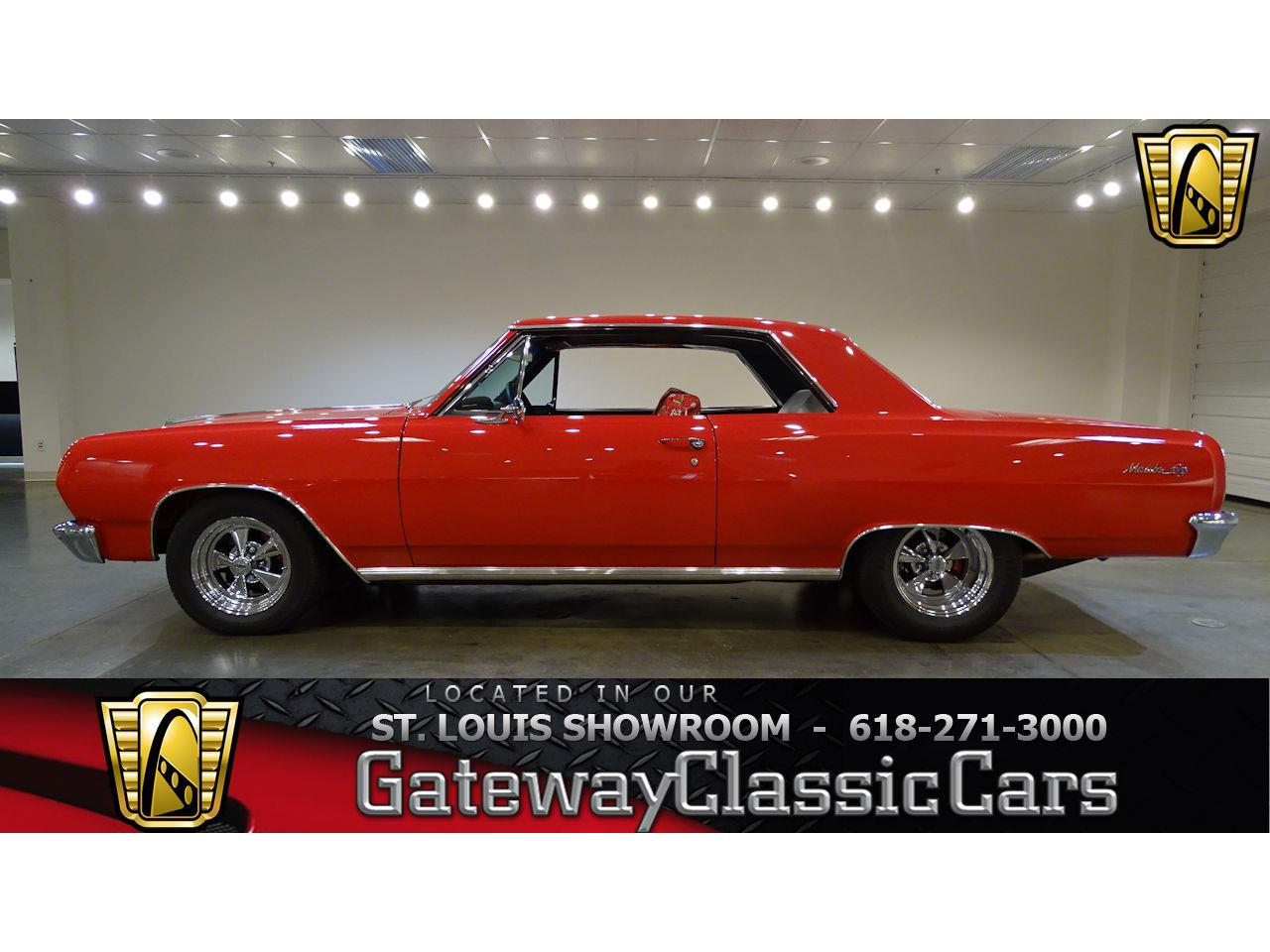Large Picture of Classic '65 Chevrolet Chevelle located in O'Fallon Illinois Offered by Gateway Classic Cars - St. Louis - KE3S