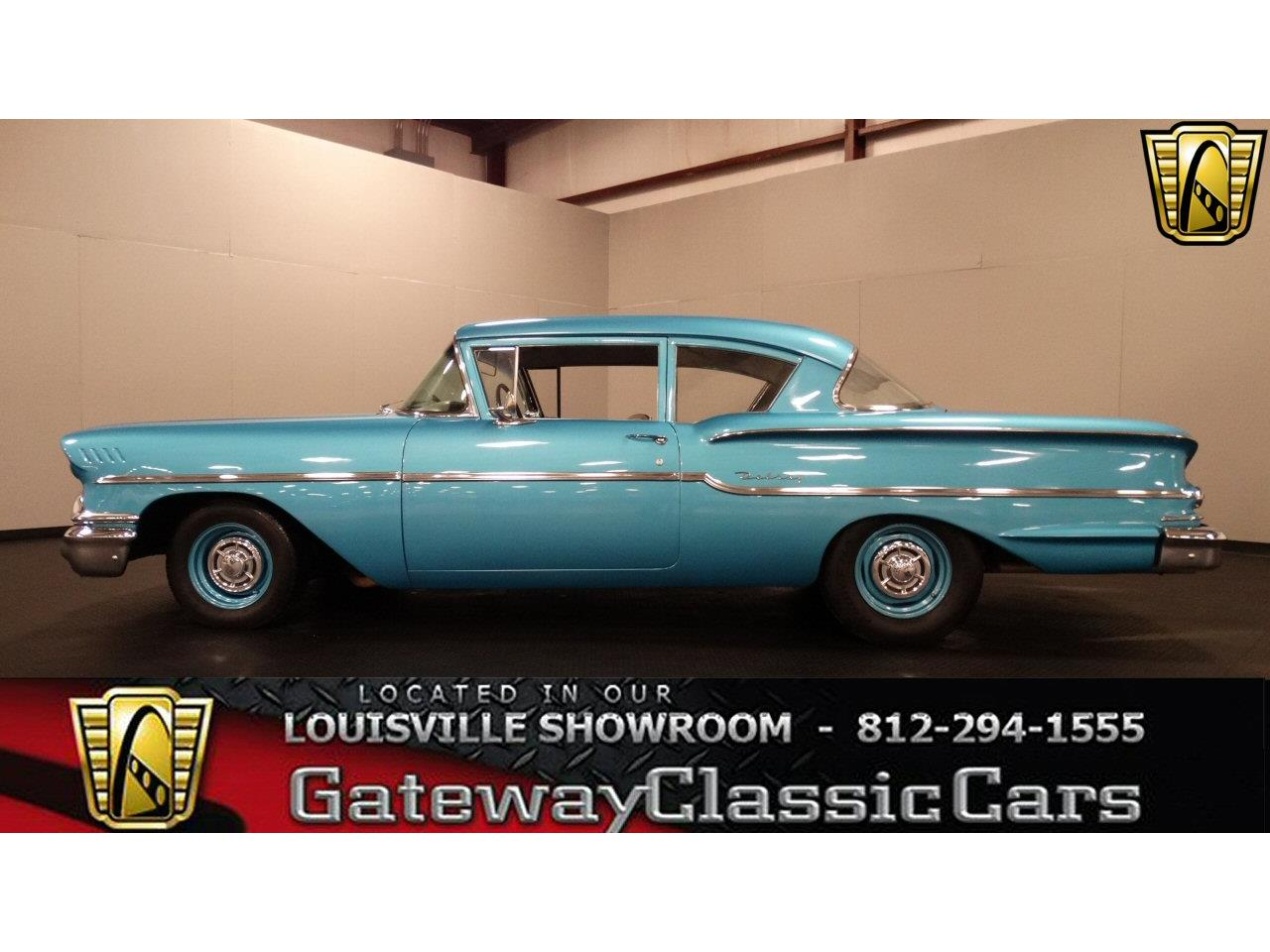 Large Picture of '58 Delray - KE47