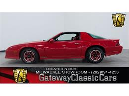 Picture of 1989 Chevrolet Camaro located in Kenosha Wisconsin - $17,995.00 Offered by Gateway Classic Cars - Milwaukee - KE4I