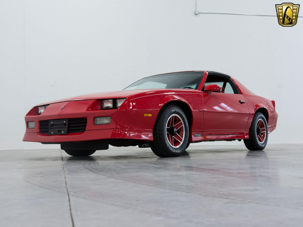 Large Picture of 1989 Chevrolet Camaro located in Kenosha Wisconsin - $17,995.00 Offered by Gateway Classic Cars - Milwaukee - KE4I