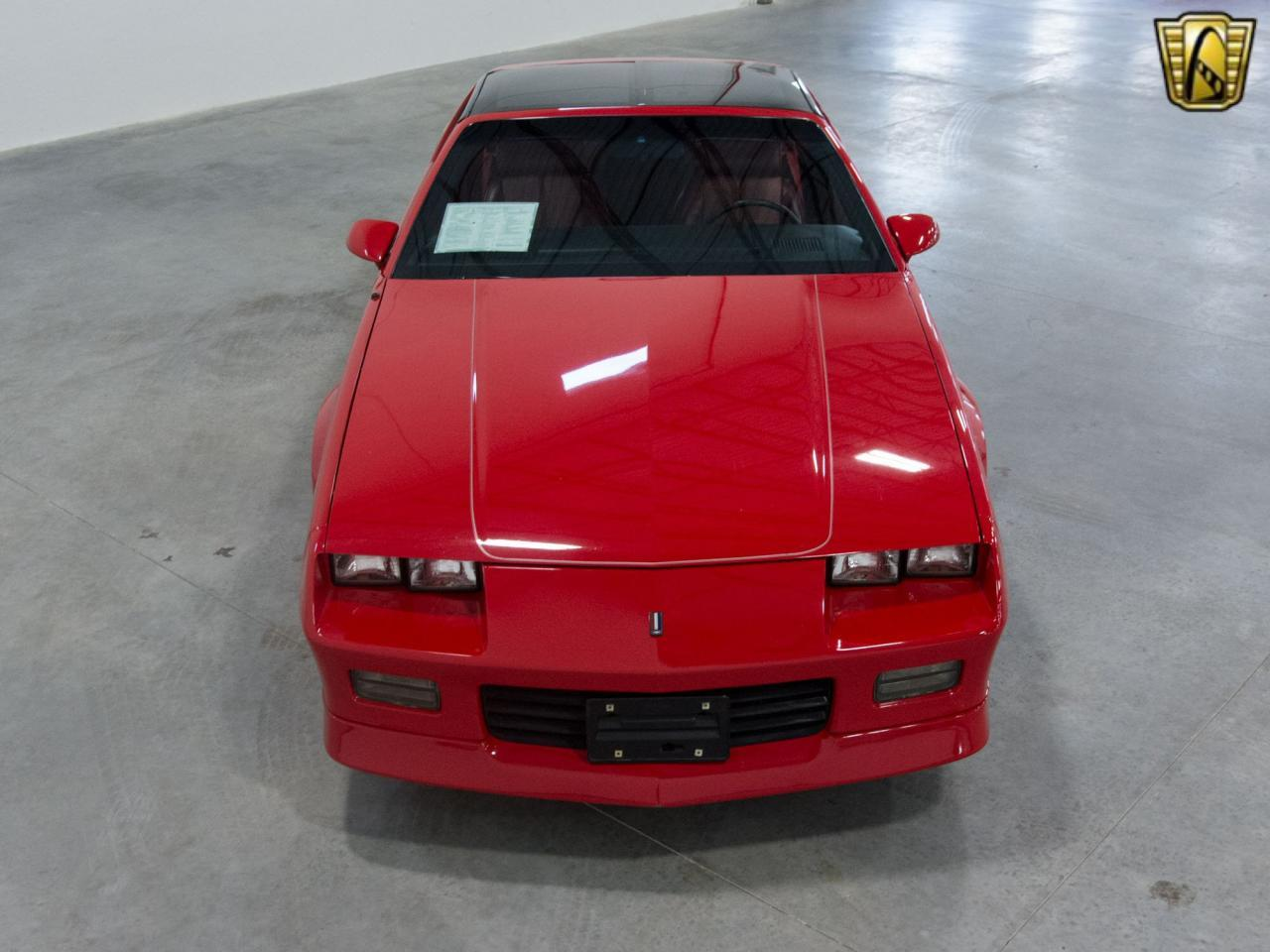 Large Picture of '89 Camaro located in Wisconsin - $17,995.00 Offered by Gateway Classic Cars - Milwaukee - KE4I