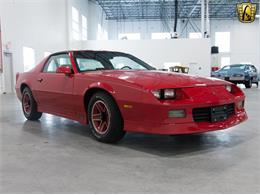 Picture of 1989 Chevrolet Camaro located in Kenosha Wisconsin Offered by Gateway Classic Cars - Milwaukee - KE4I