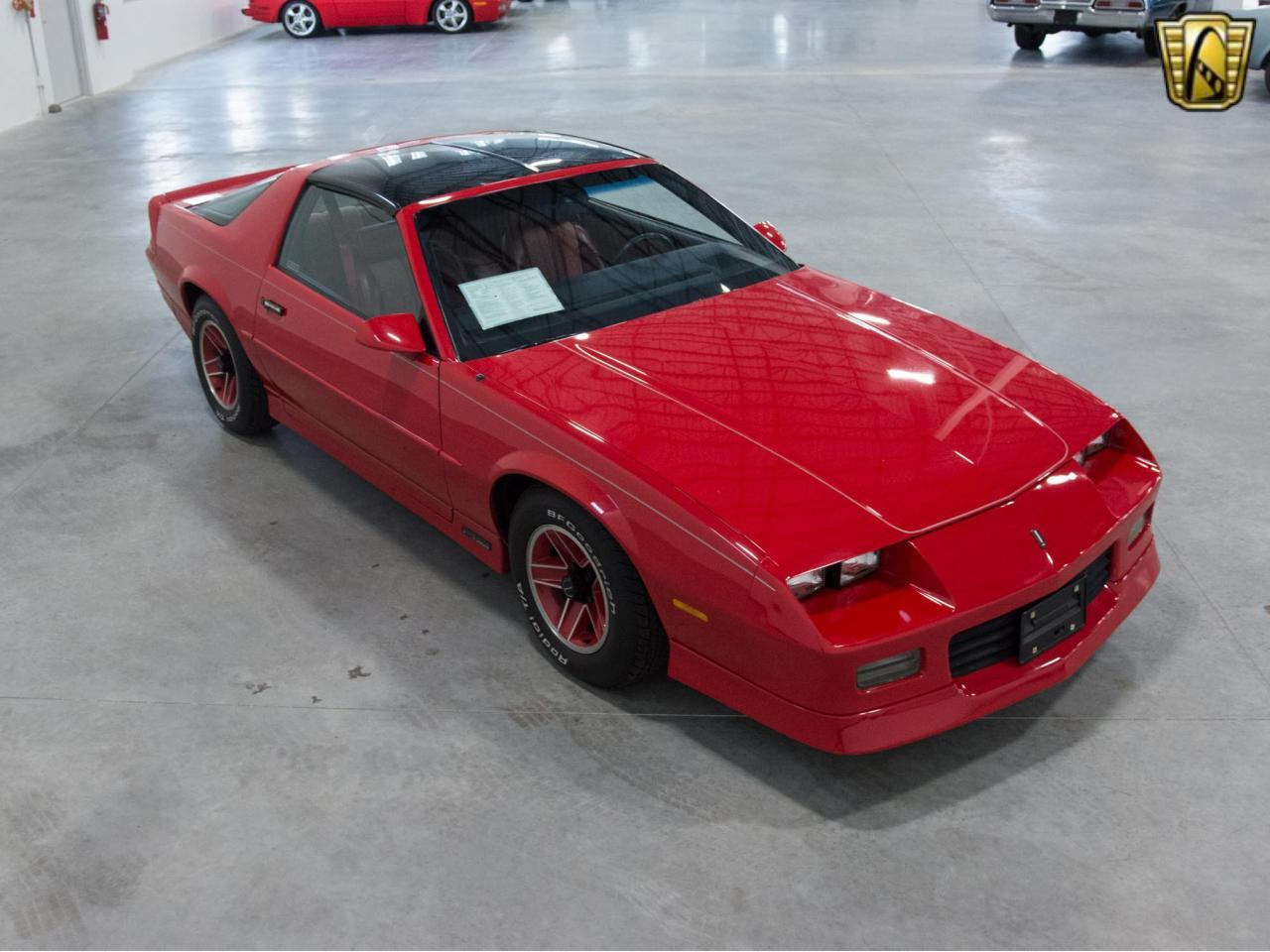 Large Picture of '89 Camaro located in Wisconsin - KE4I