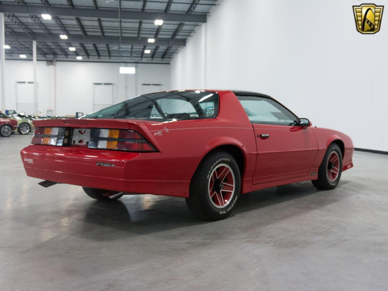 Large Picture of 1989 Chevrolet Camaro located in Wisconsin - KE4I