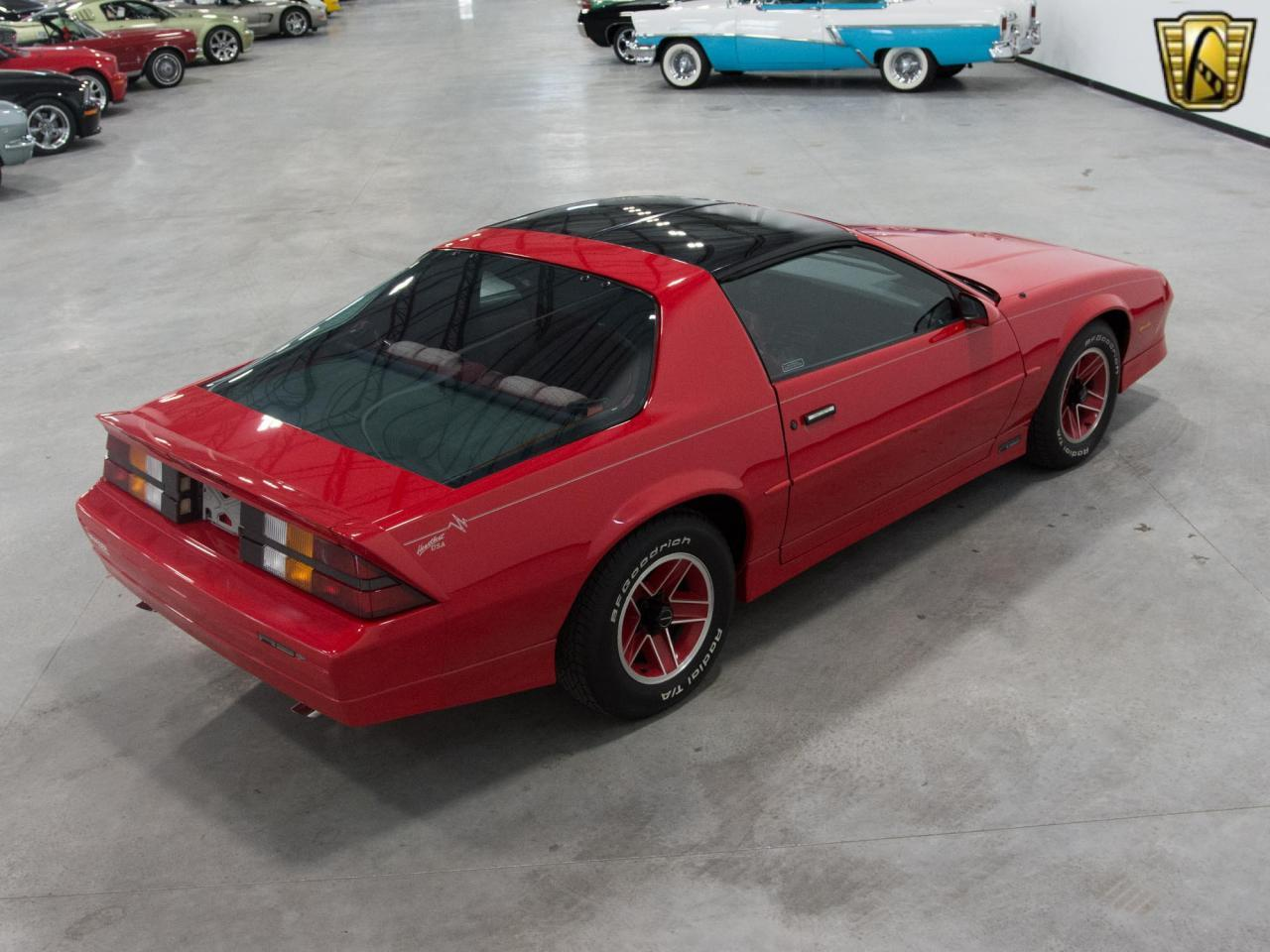 Large Picture of 1989 Camaro located in Wisconsin - KE4I