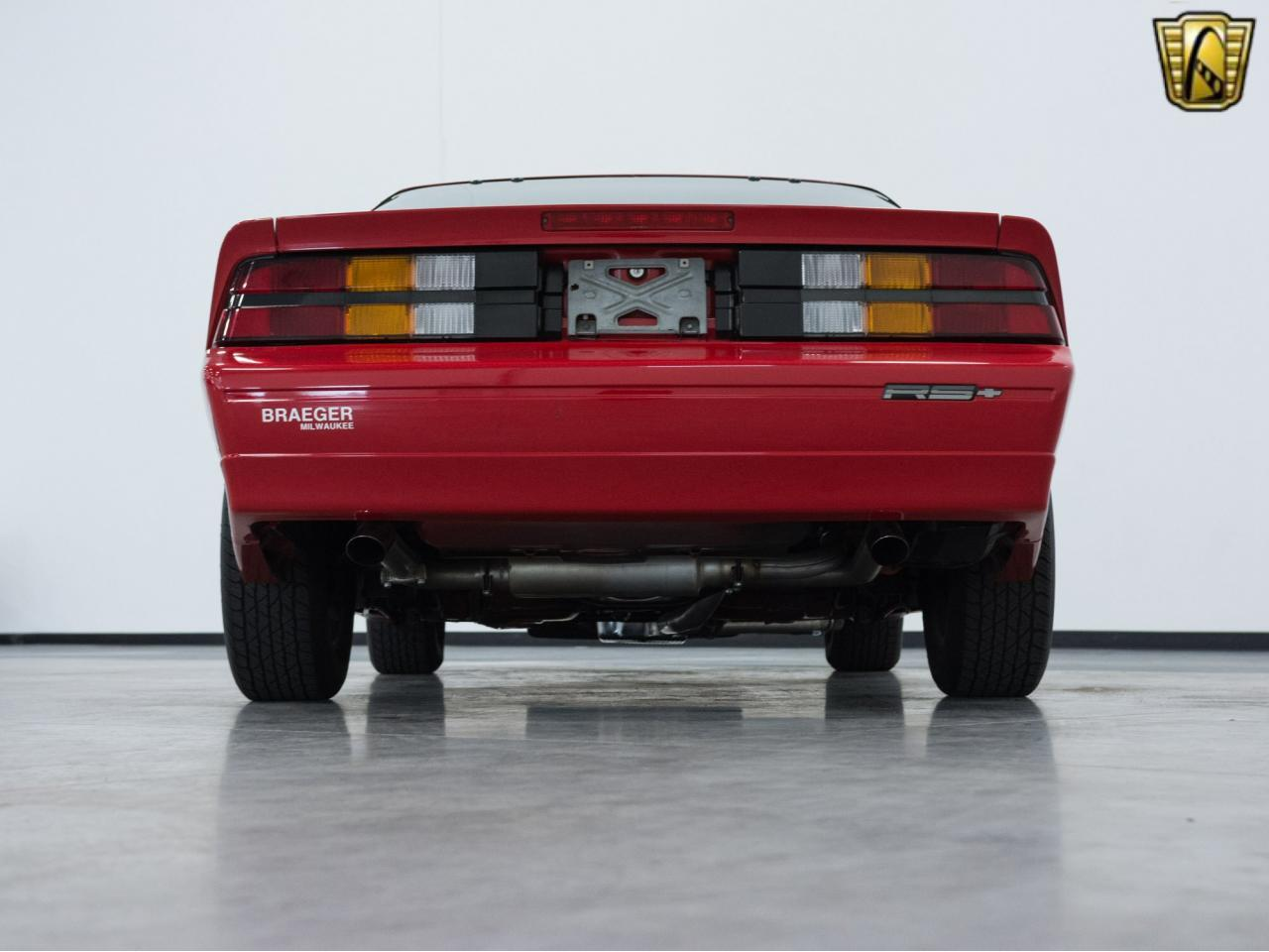 Large Picture of '89 Chevrolet Camaro located in Wisconsin - $17,995.00 - KE4I