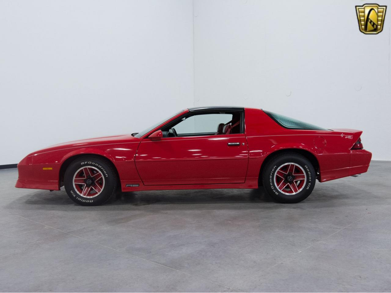 Large Picture of '89 Chevrolet Camaro located in Kenosha Wisconsin Offered by Gateway Classic Cars - Milwaukee - KE4I