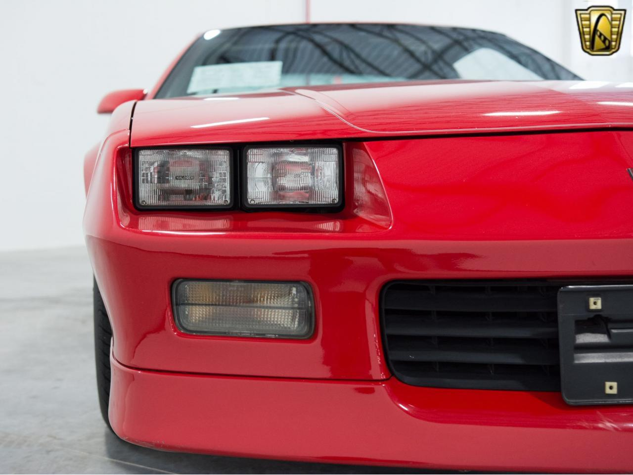 Large Picture of '89 Chevrolet Camaro Offered by Gateway Classic Cars - Milwaukee - KE4I