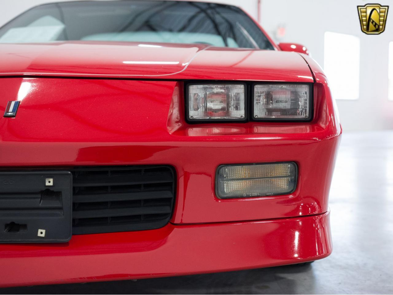 Large Picture of '89 Camaro located in Kenosha Wisconsin Offered by Gateway Classic Cars - Milwaukee - KE4I