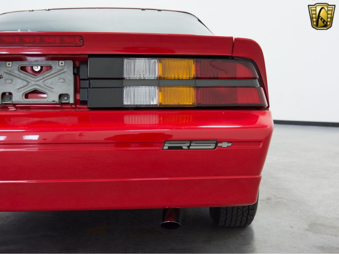 Large Picture of 1989 Camaro located in Wisconsin - $17,995.00 Offered by Gateway Classic Cars - Milwaukee - KE4I