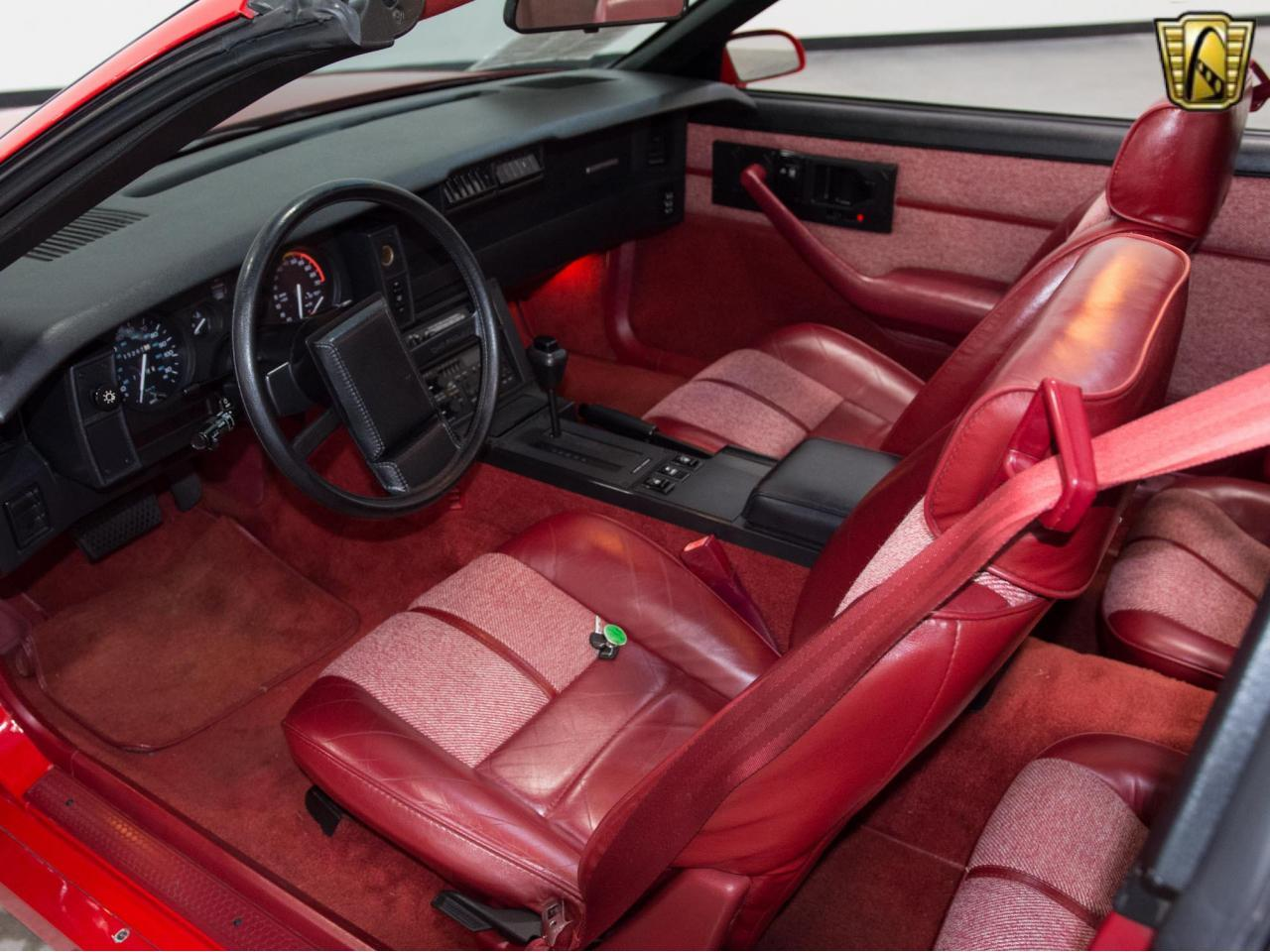 Large Picture of '89 Chevrolet Camaro located in Kenosha Wisconsin - $17,995.00 Offered by Gateway Classic Cars - Milwaukee - KE4I