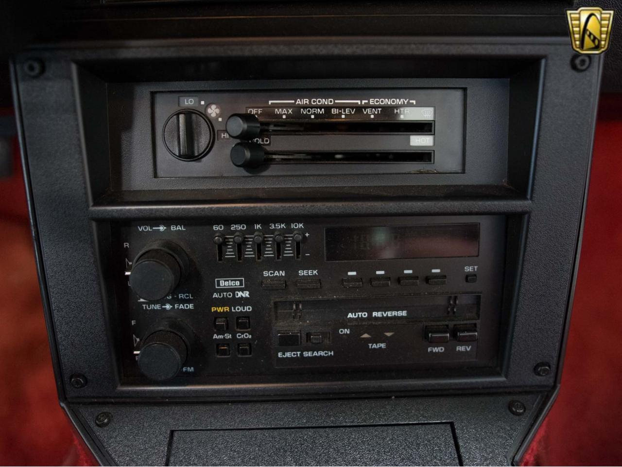 Large Picture of 1989 Chevrolet Camaro located in Wisconsin Offered by Gateway Classic Cars - Milwaukee - KE4I