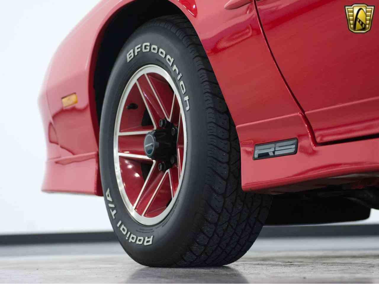 Large Picture of '89 Camaro - KE4I