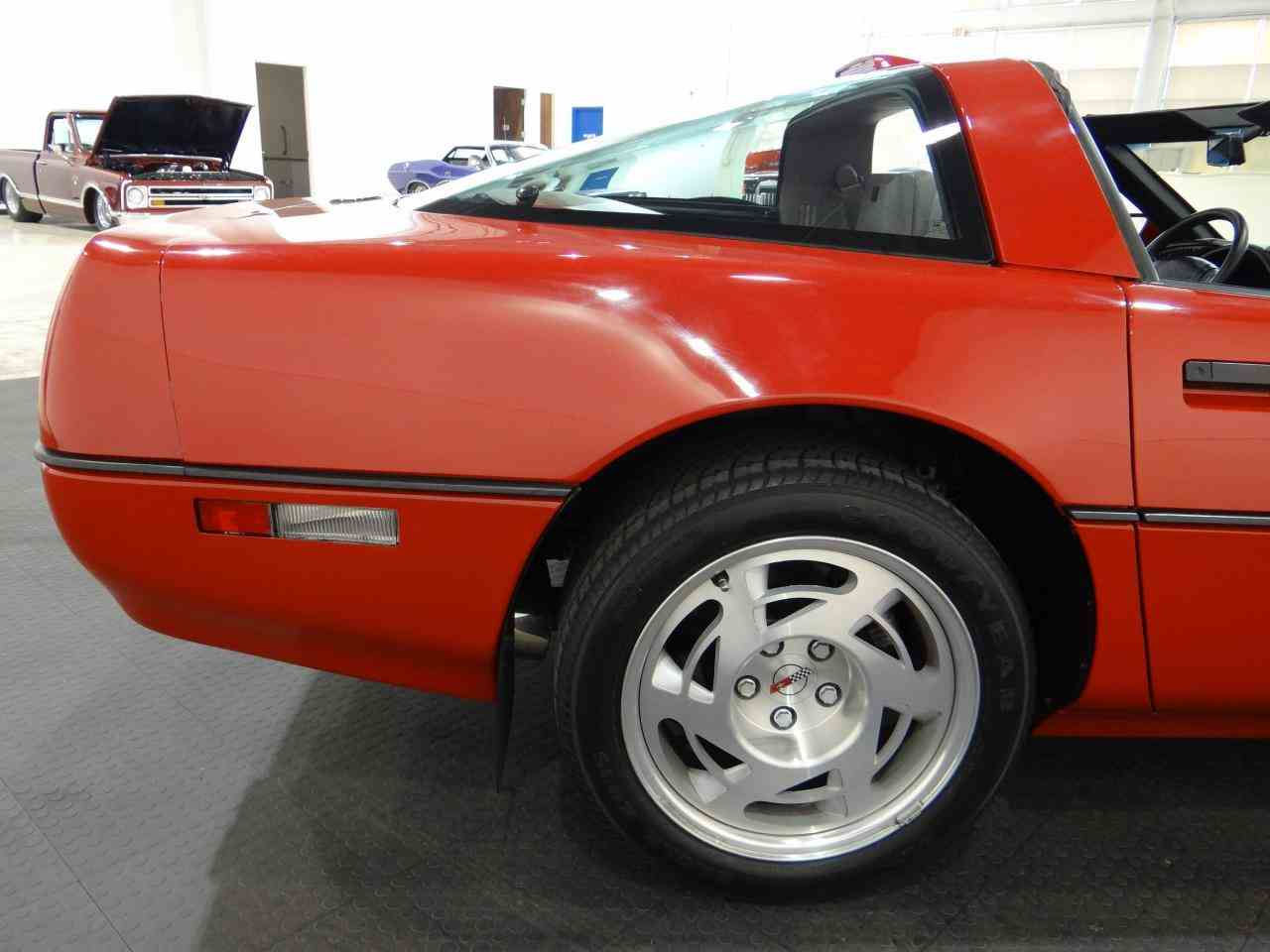 Large Picture of '90 Corvette - KE4J