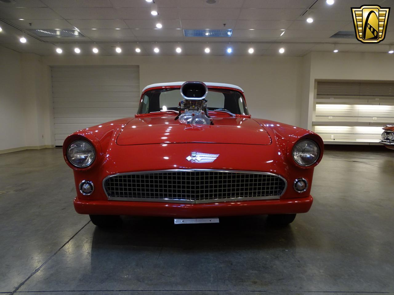 Large Picture of 1955 Thunderbird Offered by Gateway Classic Cars - St. Louis - KE56