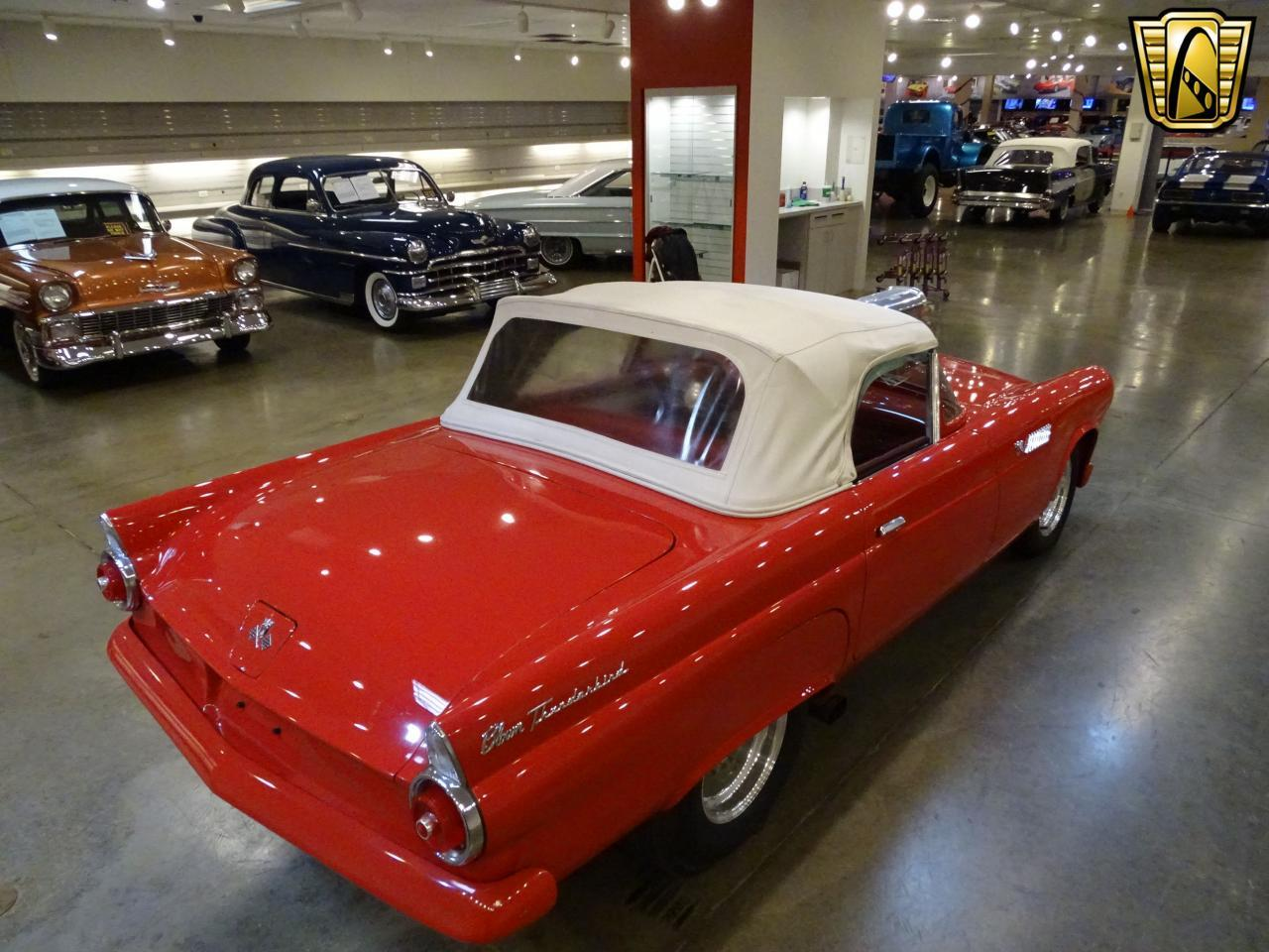 Large Picture of Classic 1955 Ford Thunderbird - $38,595.00 - KE56