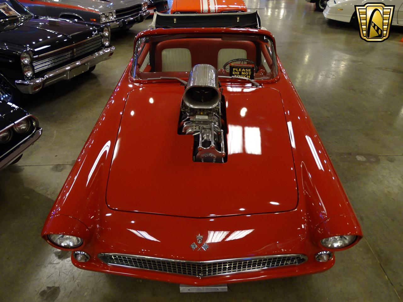 Large Picture of 1955 Ford Thunderbird located in Illinois Offered by Gateway Classic Cars - St. Louis - KE56