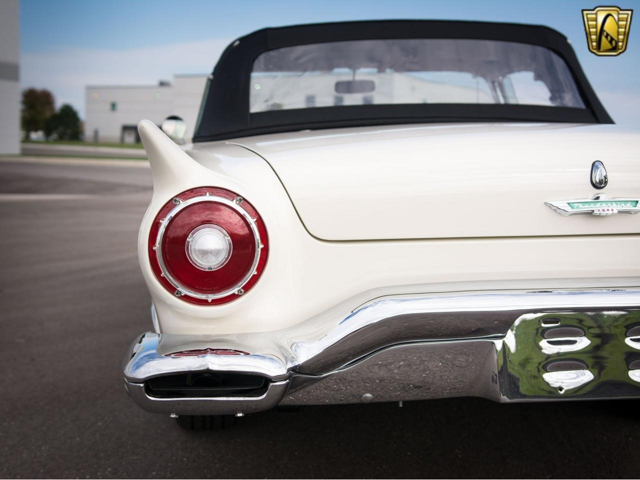 Large Picture of '57 Thunderbird - $77,000.00 Offered by Gateway Classic Cars - Milwaukee - KE57