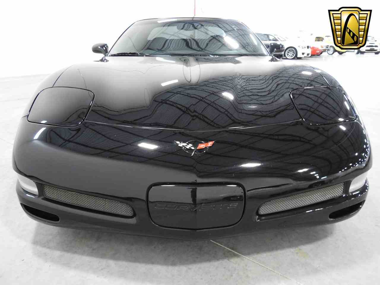 Large Picture of 2002 Chevrolet Corvette located in Wisconsin - KE5O