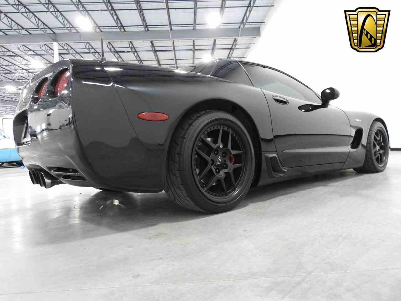Large Picture of 2002 Corvette located in Kenosha Wisconsin - KE5O