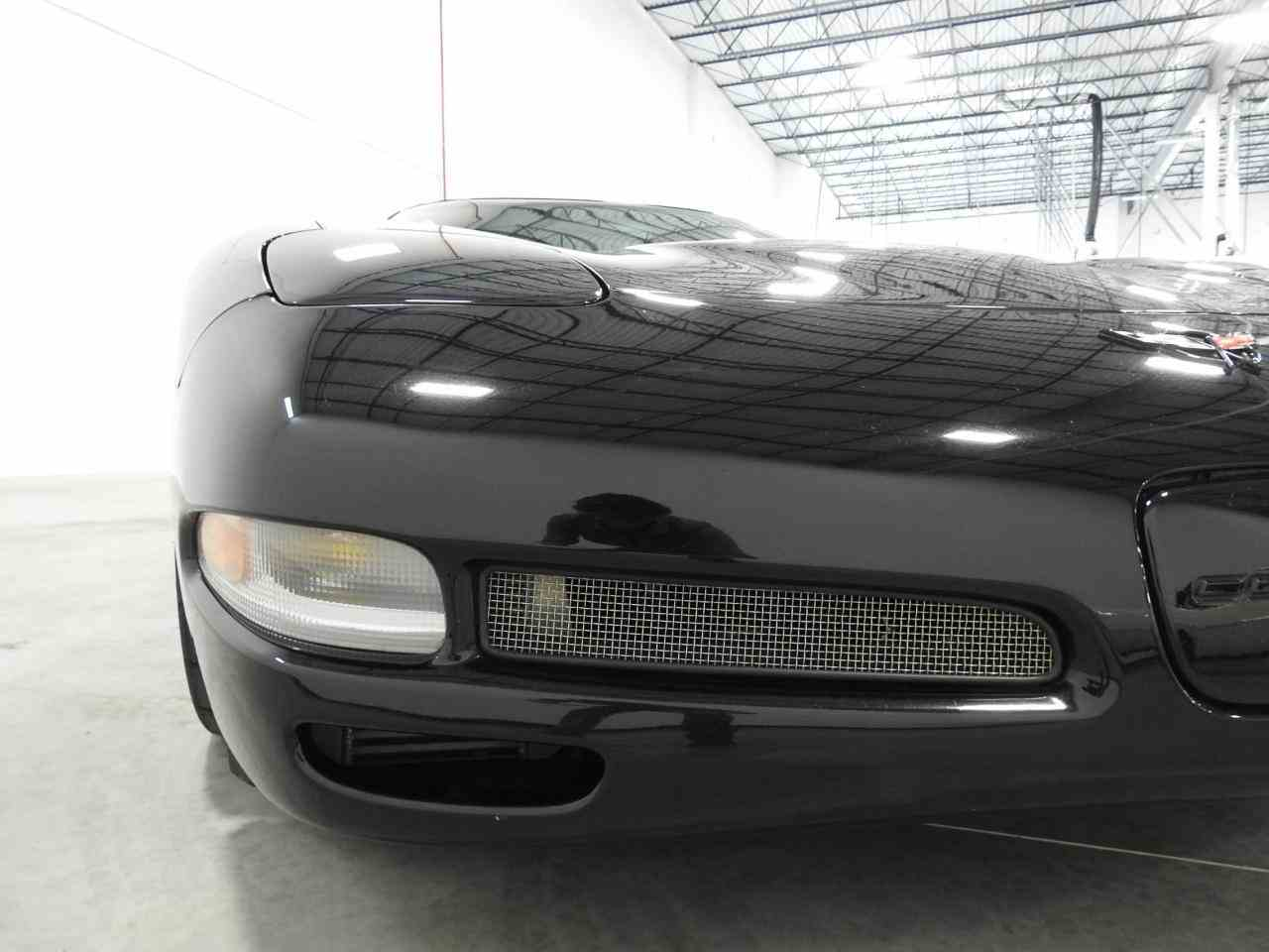 Large Picture of 2002 Chevrolet Corvette located in Kenosha Wisconsin - $31,595.00 Offered by Gateway Classic Cars - Milwaukee - KE5O