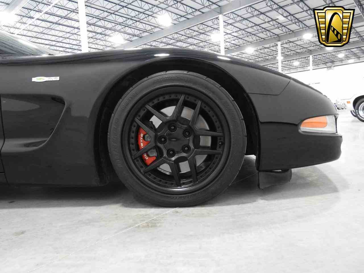 Large Picture of 2002 Chevrolet Corvette located in Kenosha Wisconsin Offered by Gateway Classic Cars - Milwaukee - KE5O