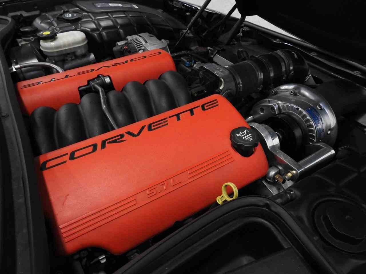 Large Picture of 2002 Chevrolet Corvette located in Kenosha Wisconsin - $31,595.00 - KE5O