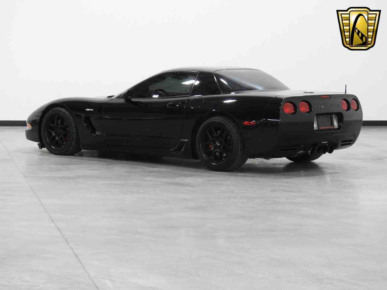 Large Picture of 2002 Chevrolet Corvette located in Wisconsin Offered by Gateway Classic Cars - Milwaukee - KE5O